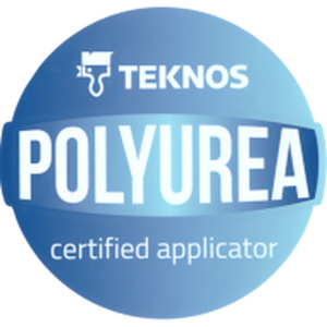 Polyurea certified applicator small